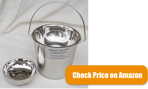 2 Quarts Per Day Universal Water Purifiers