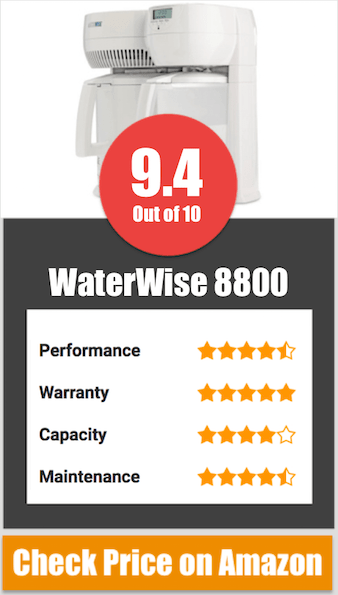 WaterWise 8800 Water Distiller Review