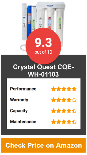 Crystal Quest CQE-WH-01103
