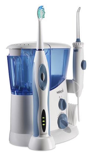 Waterpik Complete Care Best Water Flosser and Sonic Toothbrush 2017