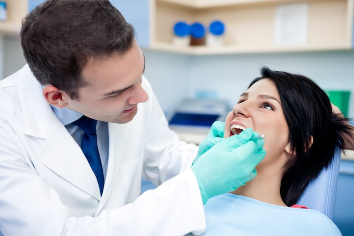 dentist recommended water flosser