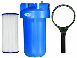 DuPont WFHD13001B Universal Whole House Water Filter