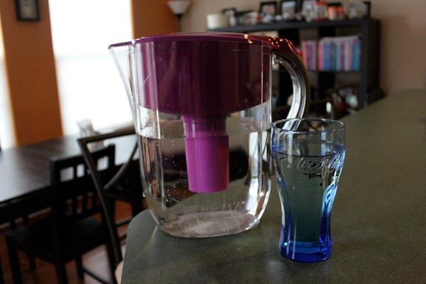 How to Clean a Brita Water Pitcher