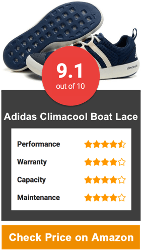 Adidas Climacool Boat Lace Water Shoes for Men