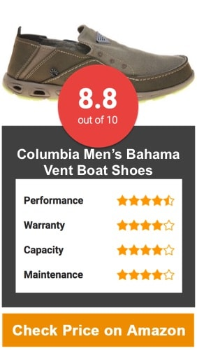 Columbia Men's Bahama Vent Boat Shoes