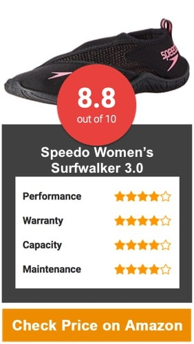 Speedo Women's Surfwalker 3.0 Water Shoe