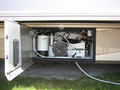 Water Softener for RV