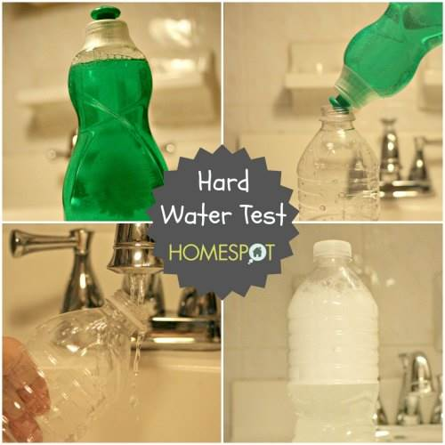 Hard Water Test