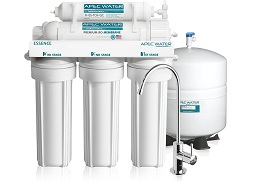 APEC Top Tier 5-Stage Ultra Safe Reverse Osmosis Drinking Water Filter System