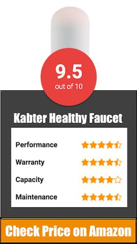 Kabter Healthy Faucet