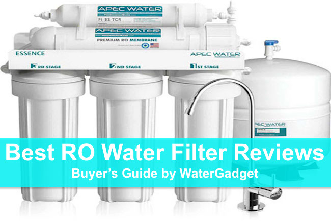 Best RO Water Filter Systems Reviews 2017