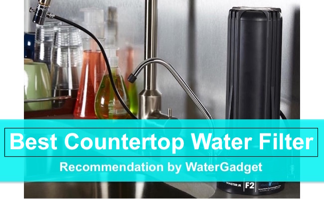 Best Countertop Water Filter System Reviews Our Top 7 Picks
