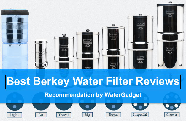 Best Berkey Water Filter Reviews