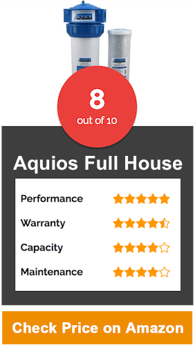 Aquios Full House Water Softener