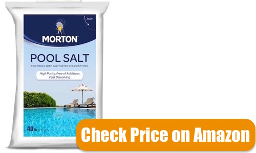 MORTON SALT 3460 Pool Salt