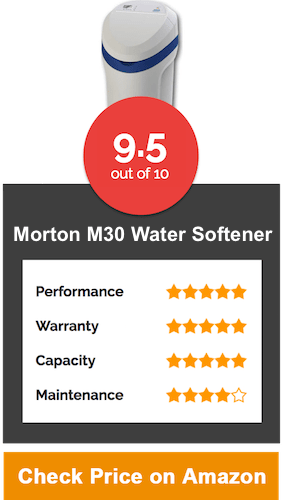 Morton M30 Water Softener