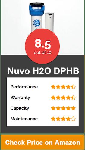 Nuvo H2O DPHB Water Softener