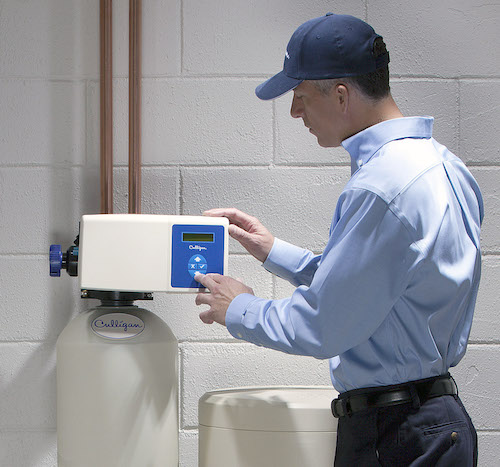 Water Softener Maintenance