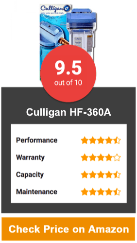 Culligan HF-360A Whole House Water Filter