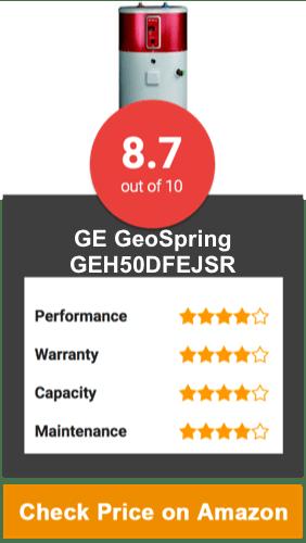 GE GeoSpring GEH50DFEJSR