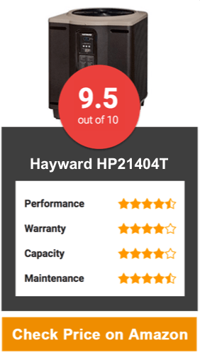 Hayward HP21404T HeatPro Titanium