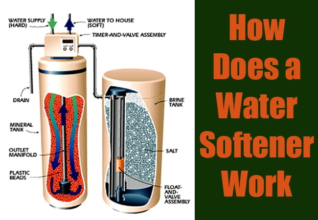 How Does A Water Softener Work Everything Included