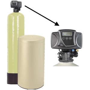 Iron Pro 2 Combination with Fleck Water Softener