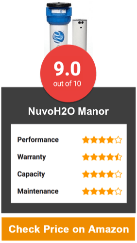 NuvoH2O Manor System