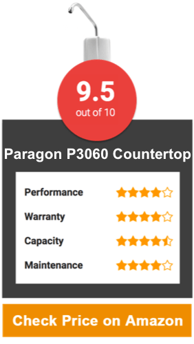 Paragon P3060 Countertop Water Filter