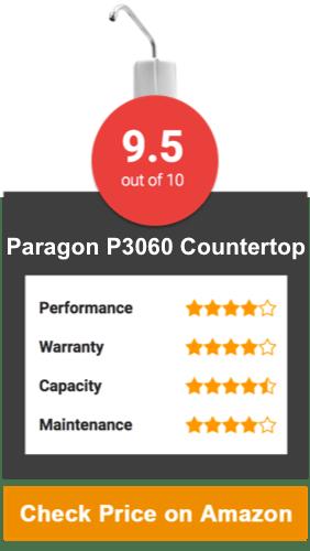 Paragon P3060 Countertop Water Filter