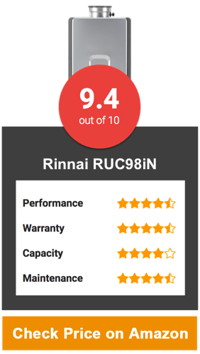 Rinnai RUC98iN Ultra Series