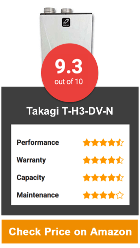 Takagi T-H3-DV-N Condensing High Efficiency