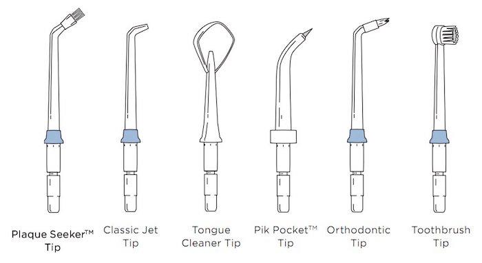 Water Flosser Tips