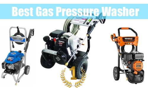 Best Gas Pressure Washer Reviews of 2019 - Buyer's Guide