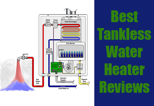 Best Tankless Water Heater Reviews Of 2019 Comparison