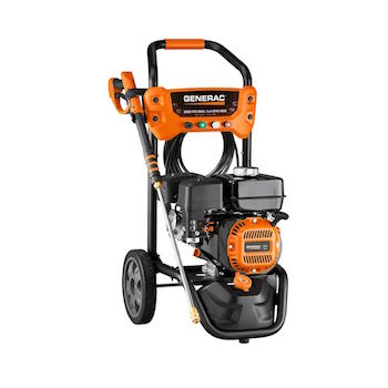 Generac 6922 2,800 PSI Gas Pressure Washer