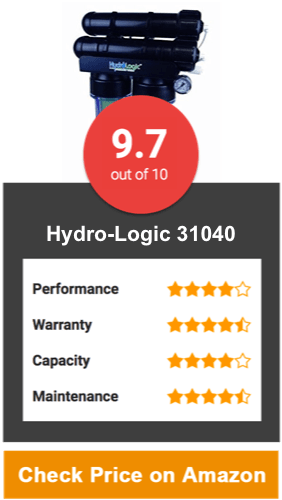 Hydro-Logic 31040 Stealth-RO200