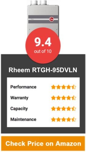 Rheem RTGH-95DVLN Tankless Water Heater