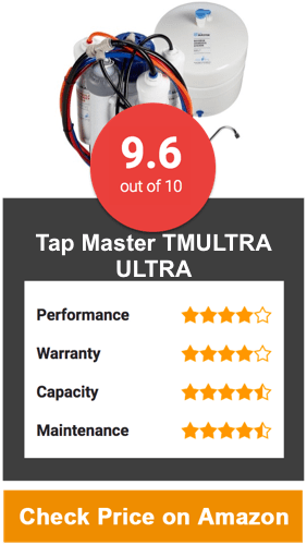 Tap Master TMULTRA ULTRA Reverse Osmosis System