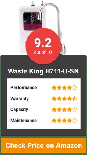 Waste King H711-U-SN Quick & Hot Water Dispenser