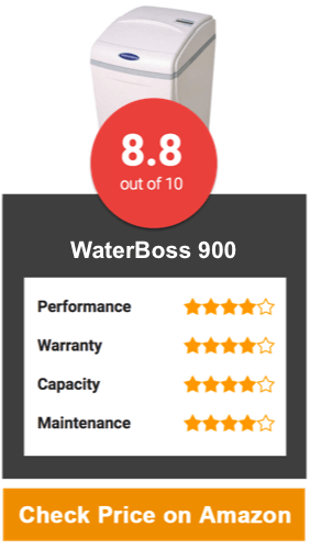 WaterBoss 900 Water Softener Review