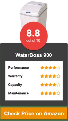 WaterBoss 900 Water Softener Review
