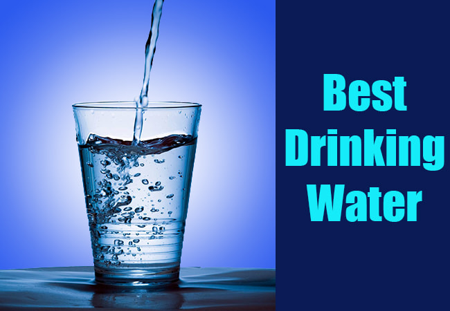 Which Are The Best Drinking Water Options For Good Health