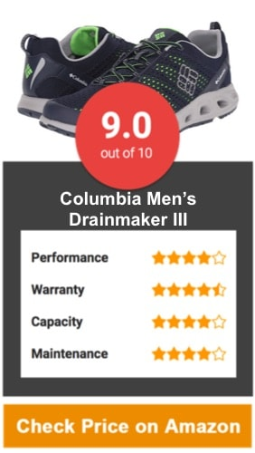 Columbia Men's Drainmaker III Water Shoe