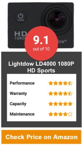 Lightdow LD4000 1080P HD Sports