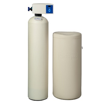 Culligan High-Efficiency 1-inch Water Softener