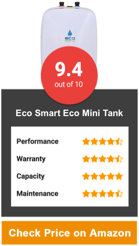 Eco Smart Eco Mini Tank Water Heater