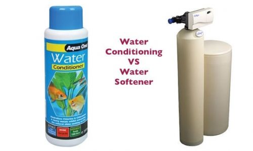 Water Conditioner vs Water Softener | Know the Difference