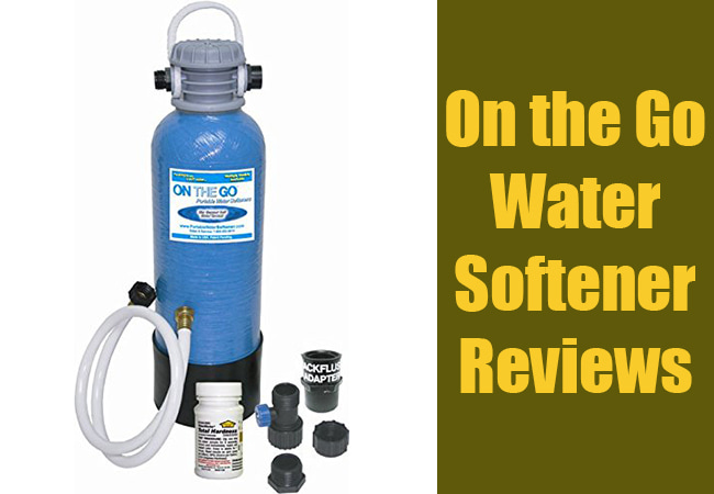 On The Go Water Softener Reviews 2019 Comparing The Best