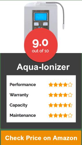 Aqua-Ionizer Deluxe Water Ionizer